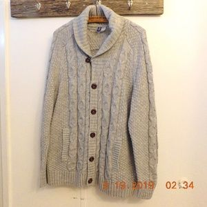 Divided by H & M Wool Blend Sweater